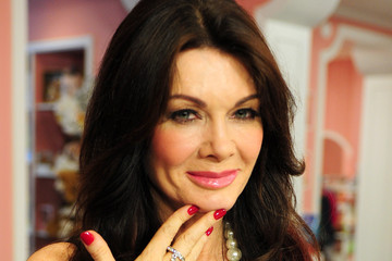 Lisa Vanderpump EVINE Live Launches New Digital Retail Brand During Live Broadcast From The Plaza In New York City