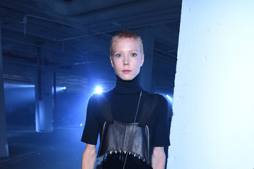 Lissy Trullie 3.1 Phillip Lim - Front Row - September 2016 - New York Fashion Week