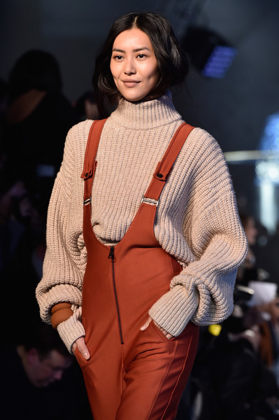 Chinese model Liu Wen: How I survive