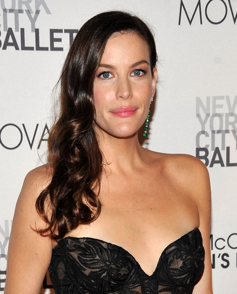 Liv Tyler Actress Liv Tyler attends the 2011 New York City Ballet Fall Gala at the David Koch Theatre at Lincoln Center on September 22, 2011 in New York City.