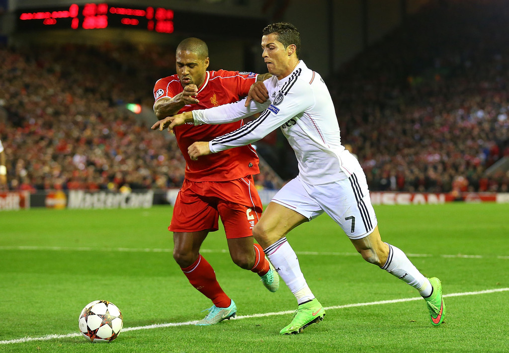 Liverpool FC v Real Madrid CF - Pictures - Zimbio