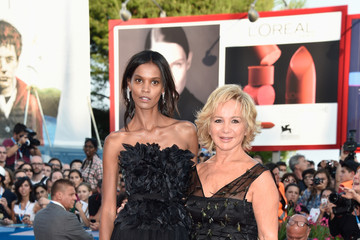Liya Kebede Opening Ceremony at the 71st Venice Film Festival