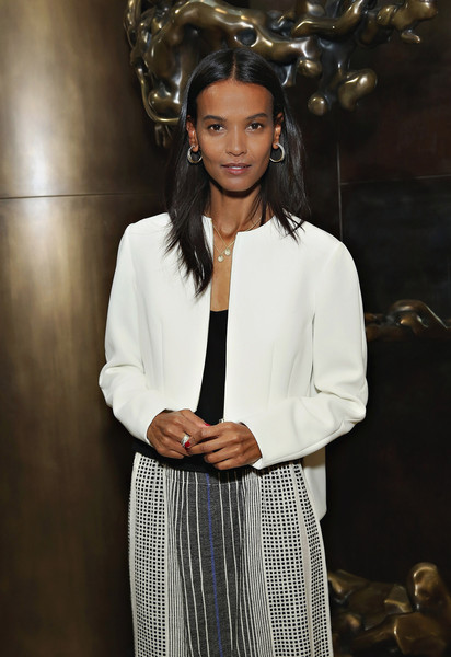 David Yurman With Liya Kebede Hosts An In Event To Benefit The