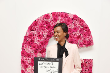 Liya Kebede 2015 Glamour Women of the Year Awards - Backstage