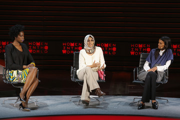 Liya Kebede Tina Brown's 7th Annual Women In The World Summit - Day 1