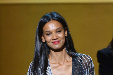 Liya Kebede Inside the Glamour Honors the Women of the Year