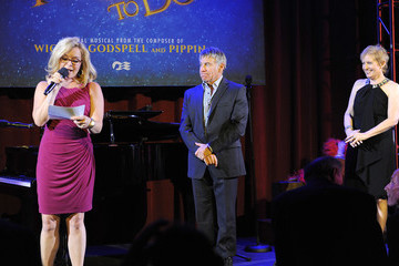 Liz Callaway Princess Cruises Celebrates Recent Partnership With Stephen Schwartz