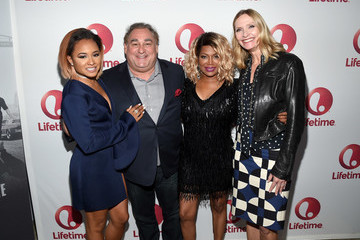 Liz Gateley Lifetime Television - 'Surviving Compton: Dre, Suge & Michel'le' Broad Focus Screening Event