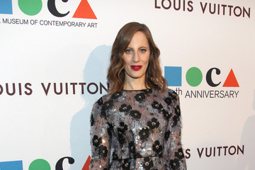Liz Goldwyn MOCA's 35th Anniversary Gala Presented By Louis Vuitton At The Geffen Contemporary At MOCA - Red Carpet