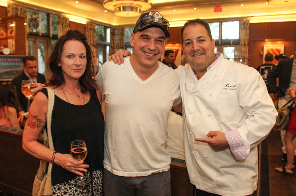 Michael Symon And Liz Shanahan
