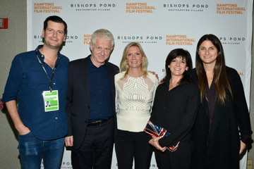 Liza Chasin Hamptons International Film Festival: Day 2