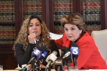 Lizzette Martinez Lifetime Documentary 'Surviving R. Kelly' Victim Will Hold Press Conference With Her Attorney Gloria Allred
