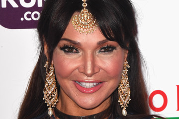 Lizzie Cundy The British Curry Awards - Red Carpet Arrivals