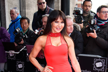 Lizzie Cundy TRIC Awards - Red Carpet Arrivals