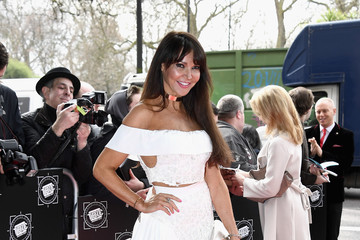 Lizzie Cundy TRIC Awards 2017 - Arrivals