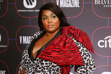 Lizzo Warner Music Pre-Grammy Party - Red Carpet