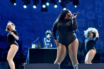 Lizzo Entertainment Weekly's PopFest
