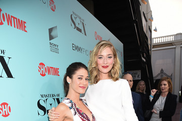 Lizzy Caplan Screening Of Showtime And Sony Pictures Television's 'Masters Of Sex' - Red Carpet