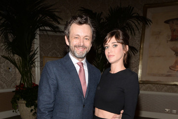 Lizzy Caplan Michael Sheen Cocktail Reception at the AFI Awards