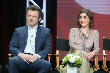 Lizzy Caplan 2016 Summer TCA Tour - Day 16