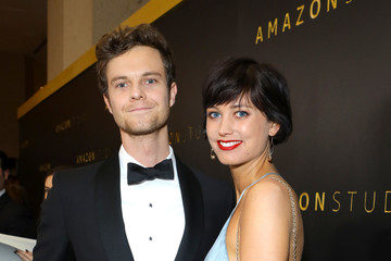 Lizzy McGroder Amazon Studios Golden Globes After Party - Red Carpet