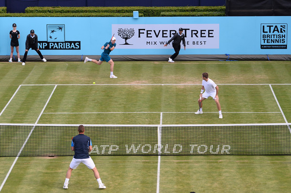 Fever-Tree Championships - Day Four