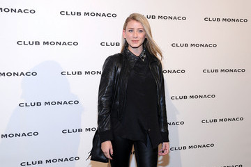 Lo Bosworth Club Monaco's Fifth Avenue Flagship Opening Celebration