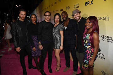Lockhart Brownlie Screening Of EPIX's 'Katy Perry: The Prismatic World Tour' - Red Carpet