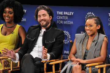 Logan Browning The Paley Center For Media Presents: An Evening With 'Dear White People' - Inside