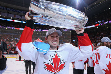 Logan Couture World Cup of Hockey 2016 Final - Game Two - Canada v Europe