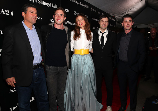 Premiere of A24 And DirecTV's 'The Vanishing Of Sidney Hall' - Arrivals