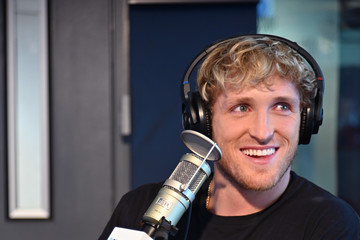 Logan Paul Celebrities Visit SiriusXM - July 22, 2019