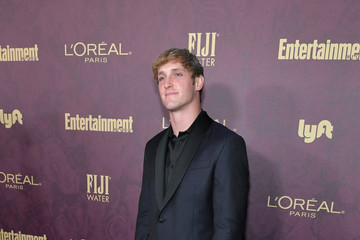 Logan Paul Entertainment Weekly And L'Oreal Paris Hosts The 2018 Pre-Emmy Party - Arrivals
