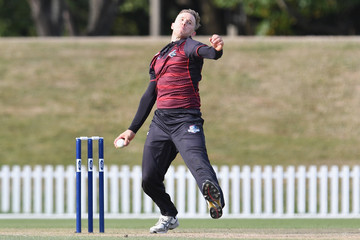 Logan van Beek Ford Trophy - Canterbury v Wellington Firebirds
