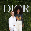 Lola Le Lann Christian Dior Celebrates 70 Years of Creation - Exhibition At Musee des Arts Decoratifs - Photocall