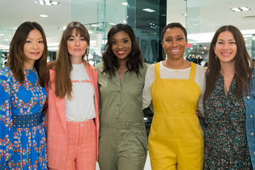 Lola Ogunnaike Bloomingdale's Celebrates Mother's Day With Peanut