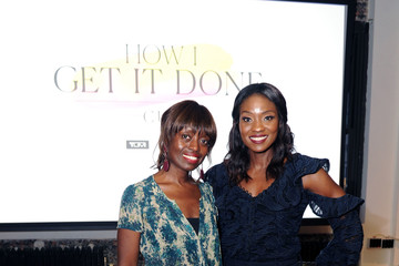 Lola Ogunnaike The Cut's How I Get It Done Presented By TUMI