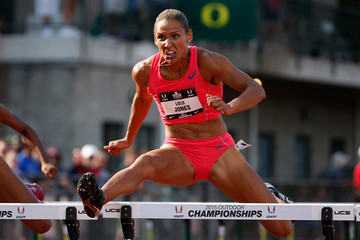 Lolo Jones 2015 USA Outdoor Track & Field Championships - Day 2