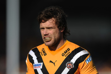 Nick Youngquest  London Broncos v Castleford Tigers