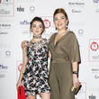 Florence Pugh and Maisie Williams