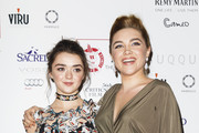 Maisie Williams Florence Pugh Photos Photo