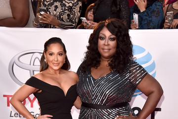 Loni Love 49th NAACP Image Awards - Red Carpet