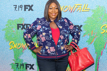 Loni Love Premiere Of FX's 'Snowfall' Season 2 - Arrivals