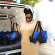 Loni Love Stars Deliver 1,900 Meals For Project Angel Food