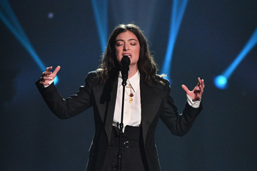 Lorde 2018 MusiCares Person of the Year Honoring Fleetwood Mac - Show