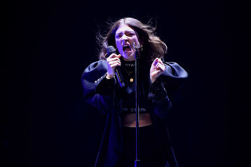 Lorde Lorde Performs In Concert - Brooklyn, NY