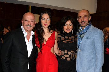 Lorena Toub Red Carpet Grand Opening of the Domenico Vacca Flagship