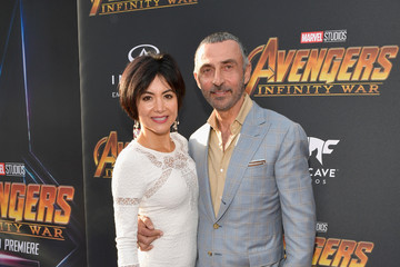 Lorena Toub Los Angeles Global Premiere for Marvel Studios' 'Avengers: Infinity War'