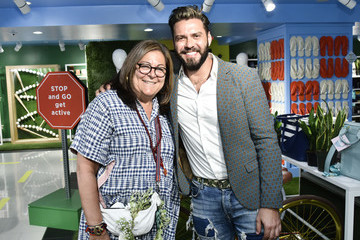 Lorenzo Martone STORY At Macy's Presents: Outdoor! Bringing The Outdoors Indoors With DICK'S Sporting Goods And Miracle-Gro®