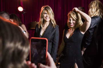 Lori Loughlin Netflix Hosts the Golden Globes After Party at the Waldorf Astoria